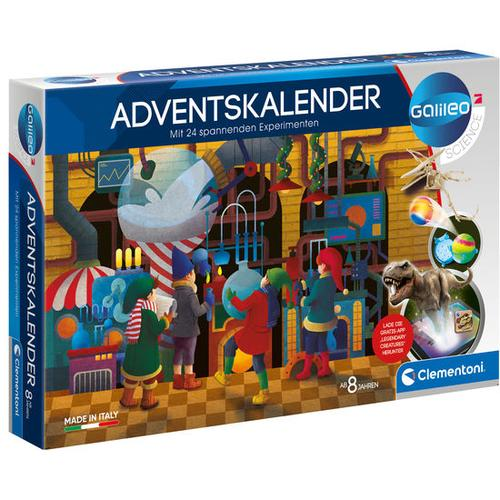 Adventskalender Galileo 2020, bunt