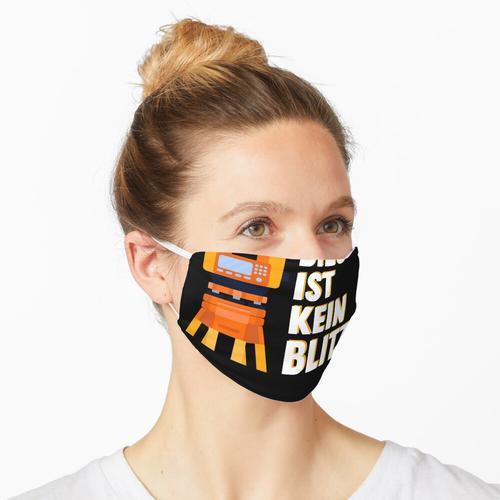 Nein dies ist kein Blitzer - Vermesser Vermessung Maske