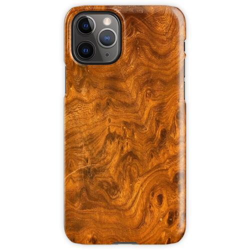 Vogelaugenahornholz iPhone 11 Pro Handyhülle