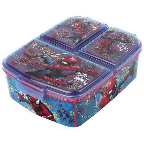 Spider-Man Brotdose Brotdose - multicolor - Offizieller & Lizenzierter Fanartikel