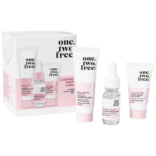 one.two.free! Gesichtsreinigung