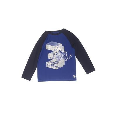 PLACE Sport Active T-Shirt: Blue...