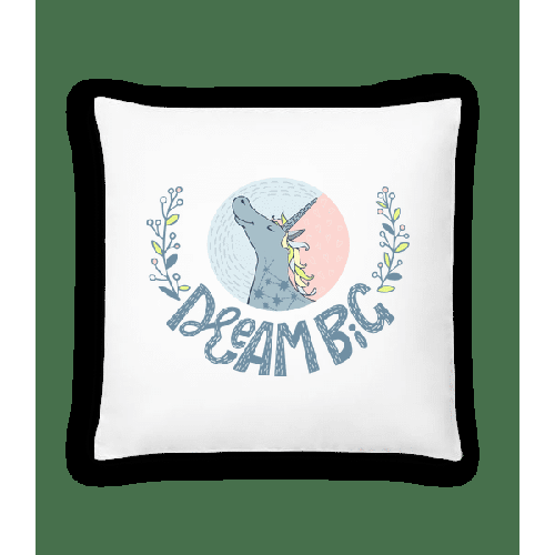 Dream Big Unicorn - Kissen