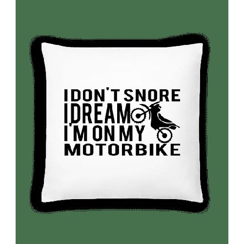 Dreaming Of My Motorbike - Kissen