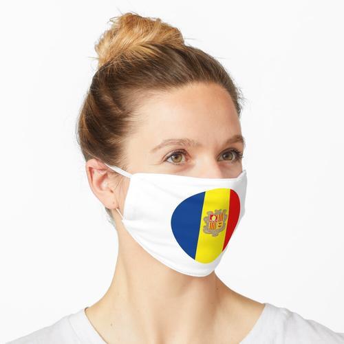 Andorra, Andorra Maske