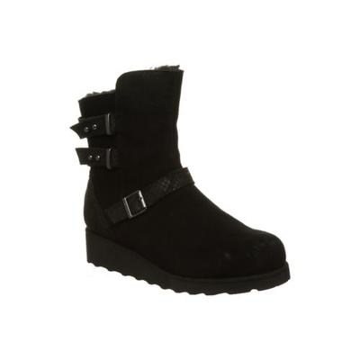 Bearpaw Black Lucy Boots