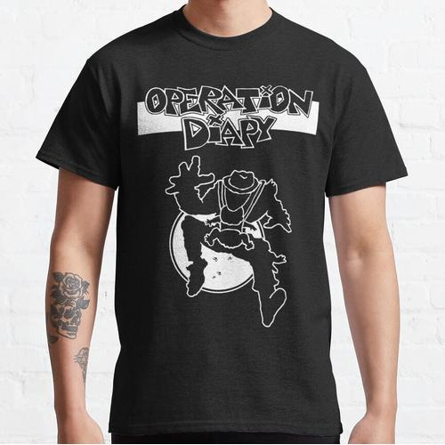 Operation Diapy - Punk Rock Dad Operation Ivy Classic T-Shirt