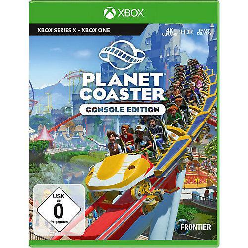 XBOXONE Planet Coaster (Xbox Series X & Xbox One) Kinder