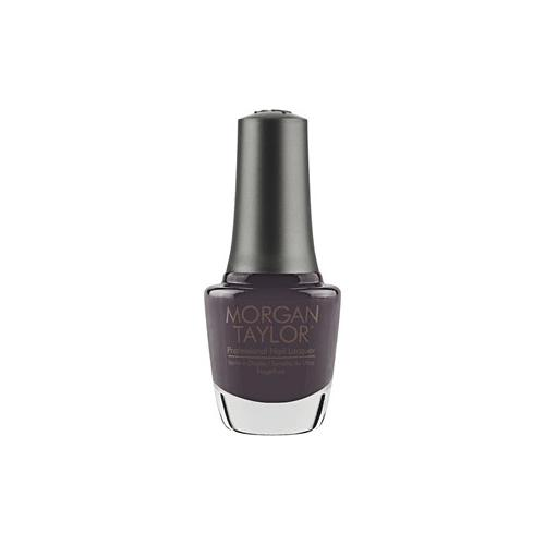 Morgan Taylor Nägel Nagellack Grey & Black Collection Nagellack Nr. 05 Lightgray 15 ml