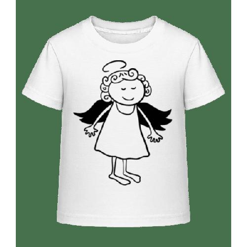 Weihnachtsengel - Kinder Shirtinator T-Shirt