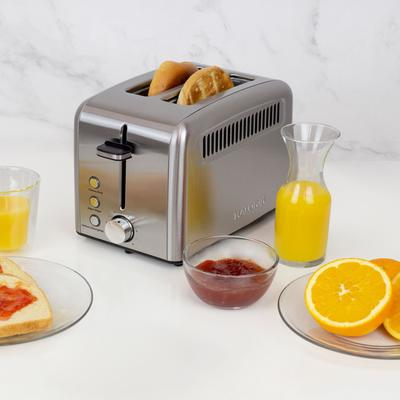 2-Slice Rapid Toaster by BrylaneHome in Stainless Steel