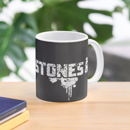 Haufen Steine - Aufgemotzt Tasse