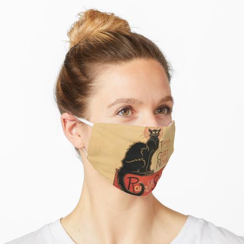 Chat Noir - Professionell überarbeitet Maske