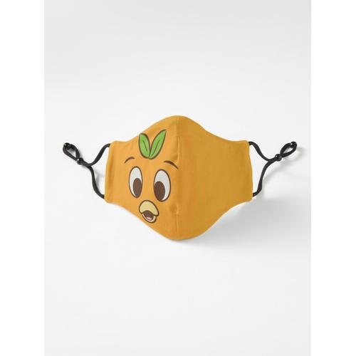 Der orangefarbene Vogel! Maske
