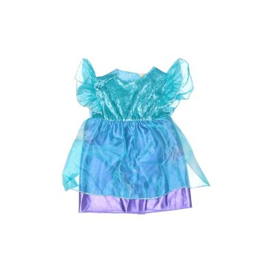 Assorted Brands Costume: Blue Tie-dye Accessories - Size 12-18 Month