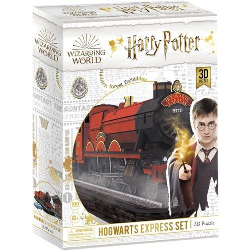 3D-Puzzle Harry Potter Hogwarts™ Express Set, 181 Teile