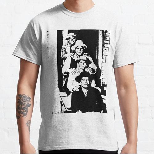 Bonanza in black Classic T-Shirt