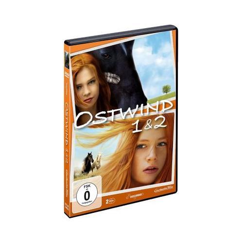 DVD Ostwind 1 & 2 (2 DVDs) Hörbuch