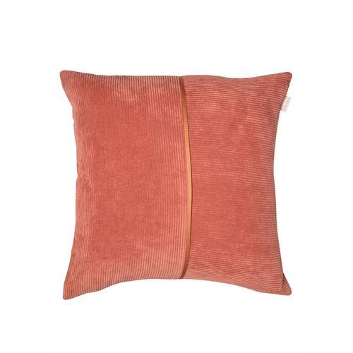 Zierkissenhülle 'Samt-Cord' Esprit Rot