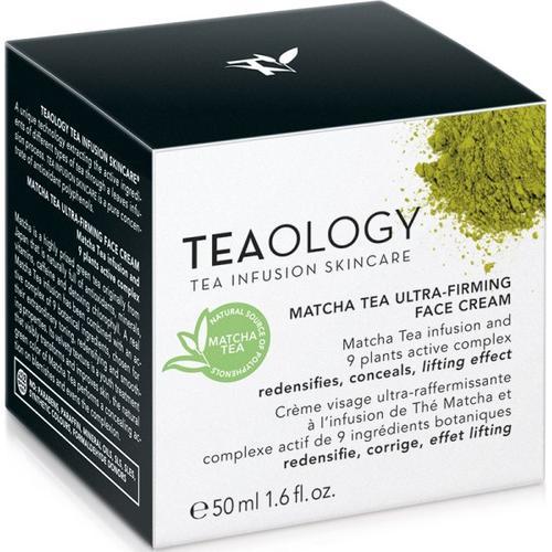 TEAOLOGY Face Care Matcha Tea Ultra Firming Cream 50 ml Gesichtscreme