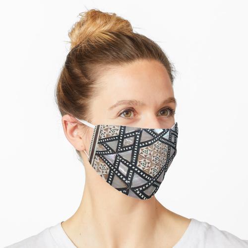 Perlmutt Maske