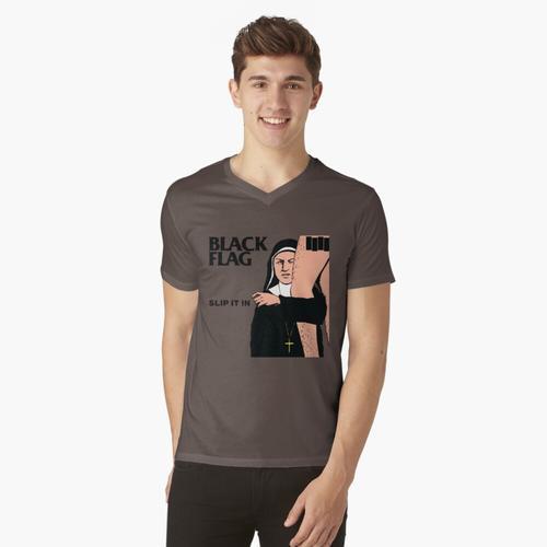 Unterhose t-shirt:vneck