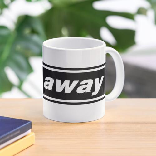 Slide Away Mug