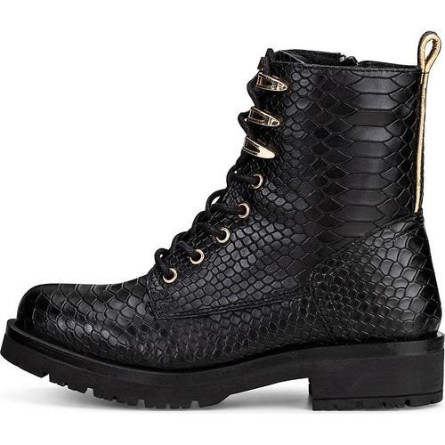 COX, Trend-Boots in schwarz, Boots für Damen Gr. 41