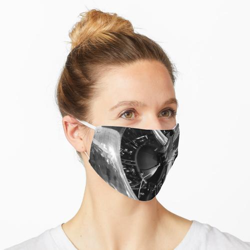 Sternmotor Maske