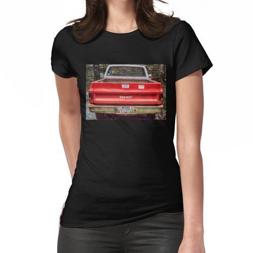 GMC Kleintransporter Frauen T-Shirt
