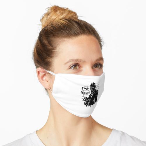 Kopie von Pink Floyd T-ShirtPink Freud Maske