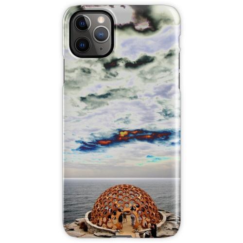 Hauben-Skulptur @ Skulpturen durch das Meer 2012 iPhone 11 Pro Max Handyhülle