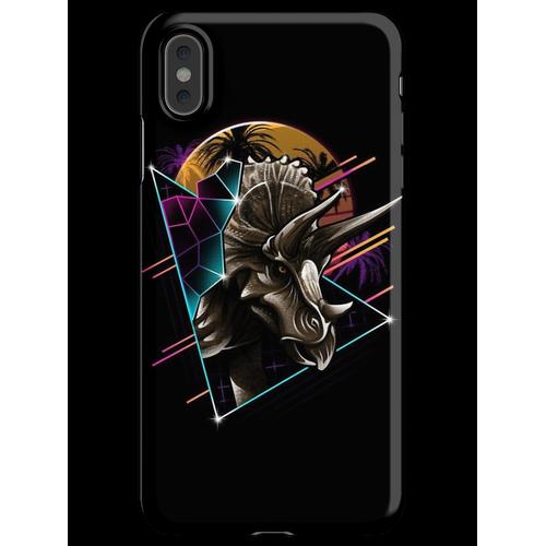 Disco TriTops iPhone XS Max Handyhülle