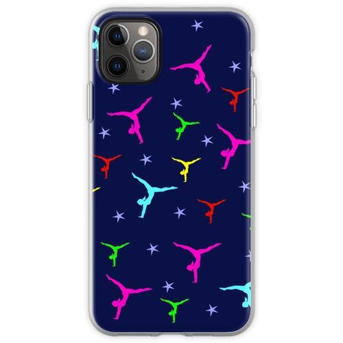 Luftpartikel Flexible Hülle für iPhone 11 Pro Max