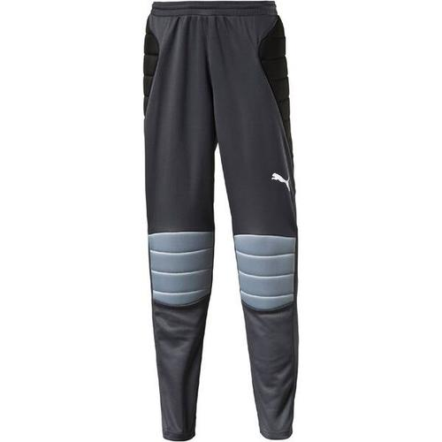 PUMA Herren GK Padded Pants, Größe S in EBONY-BLACK- TRADEWINDS