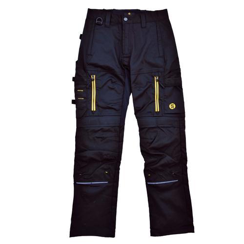 Hans Schäfer Workwear Arbeitshose schwarz Herren Arbeitshosen Arbeits- Berufsbekleidung