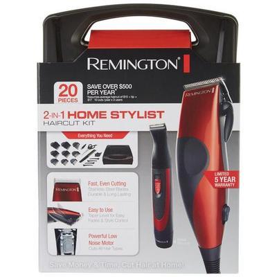 Remington 2-In-1 Home Stylist 20 Pc. Haircut Kit
