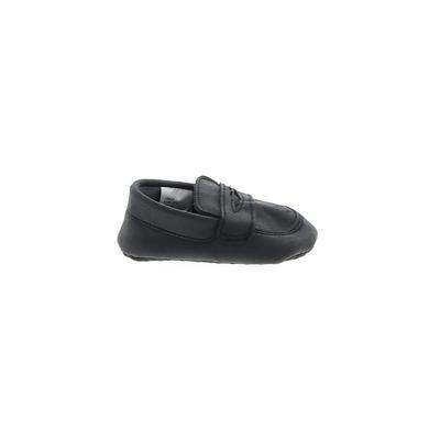 Teeny Toes Booties: Black Solid ...