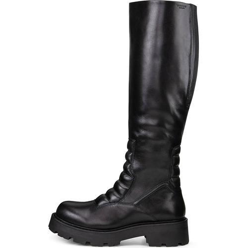 Vagabond, Langschaftstiefel Cosmo 2.0 in schwarz, Stiefel für Damen Gr. 37