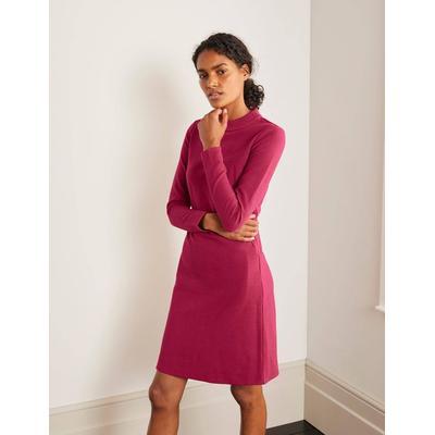 Boden Henrietta Ottoman-Kleid RED