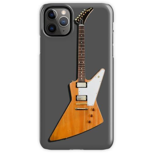 Die Explorer Classic E-Gitarre iPhone 11 Pro Max Handyhülle
