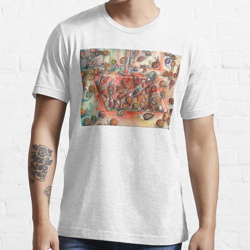 Waschbecken im Badezimmer Essential T-Shirt