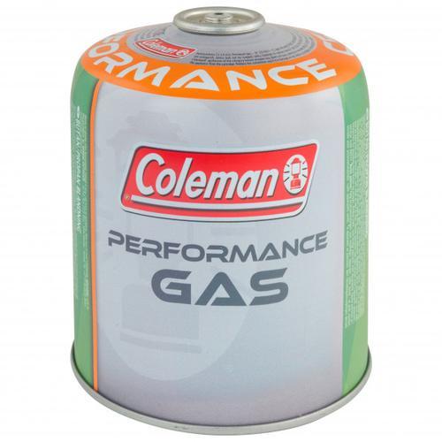 Coleman - Schraubgaskartusche Performance Gr 240 g;440 g grün/rot