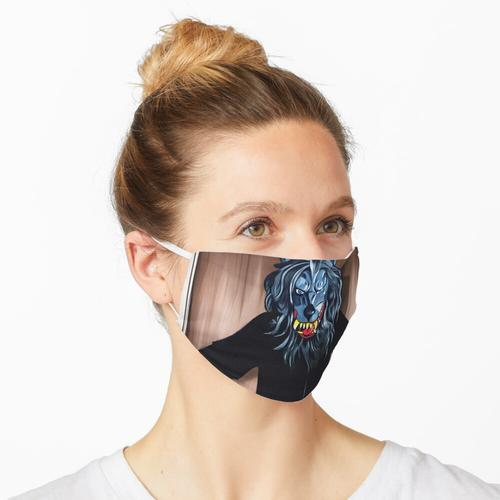 Schleich Maske