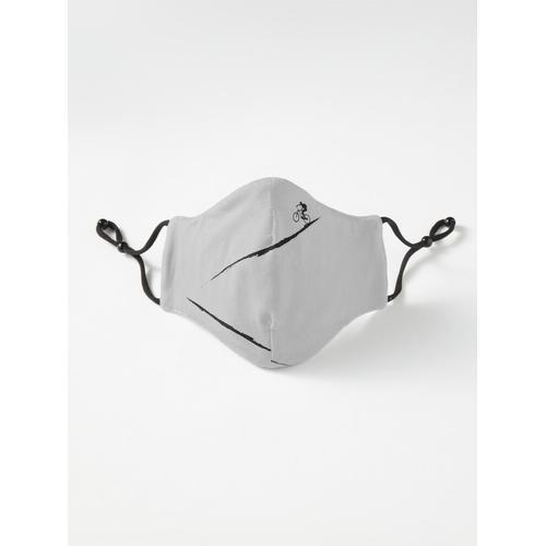 Mountainbike Mountainbiker Mountainbiken Radsport MTB Geschenk Maske