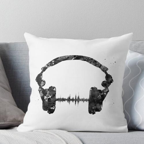Kopfhörer Kissen