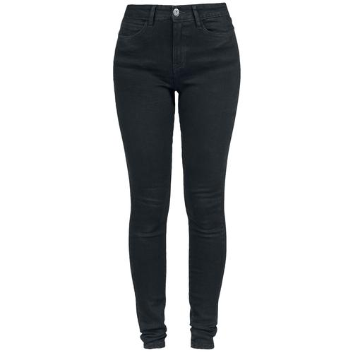 Noisy May Lucy NW Skinny Jeans Damen-Jeans - schwarz