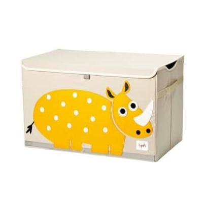 3 Sprouts - Trunk Container For Rhino Toys