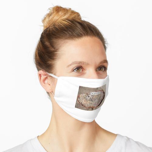 Ich bin versteinert Maske