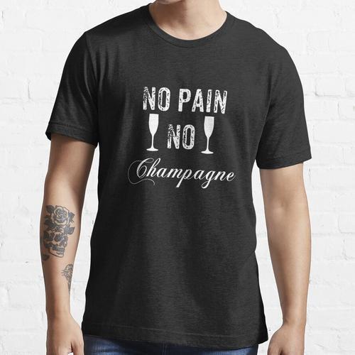 Champagner-Liebhaber, Champagner-Geschenke, Geschenk für Champagner-Liebhaber Essential T-Shirt